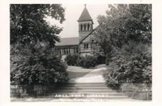 Ames Free Library of North Easton, MA