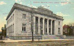 Danforth Memorial Library, Paterson, NJ