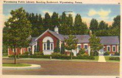 Wyomissing, PA public library