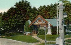 Huntington, Long Island, public library