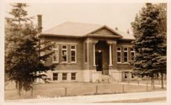 Ft. Francis, Ontario Carnegie library