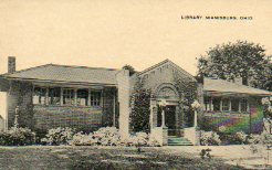 Miamisburg, OH Carnegie library