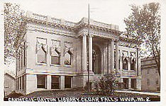 Cedar Falls Carnegie-Dayton Library