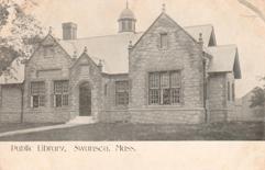 Swansea, MA public library