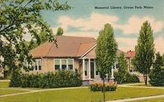 Ocean Park, ME library