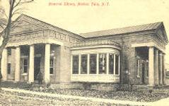 Montour Falls, NY public library