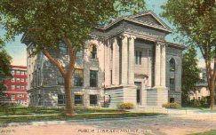 Moline, IL Carnegie library