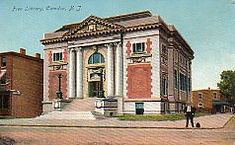 Camden, NJ Carnegie Library
