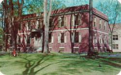 Glen Falls, NY library
