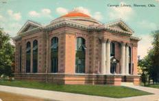 Shawnee, OK Carnegie library