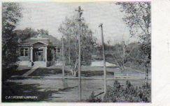 Castile, NY public library