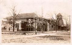 "Claude & Starck ""Seven Sister"" Carnegie Library, Detroit (Lakes), MN"