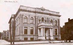 Erie, PA public library