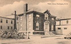 The Goodwin Library, Farmington, NH