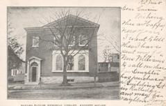 Bayard Taylor Memorial Library, Kennett Square, PA