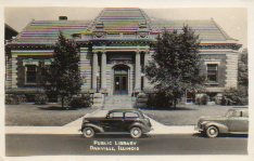 Danville, IL public Carnegie library