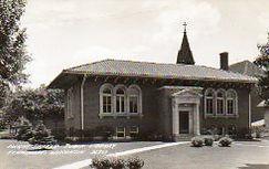 Fennimore, WI's Dwight T. Parker Public Library