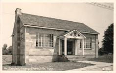 Art Circle Library, Crossville, TN