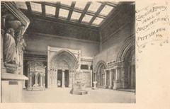 Carnegie Library Hall of Architecture