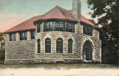 Hotchkiss Library, Sharon, CT