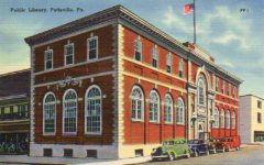 Pottsville, PA Carnegie library