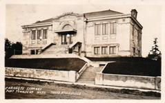 Port Townsend, WA Carnegie library.