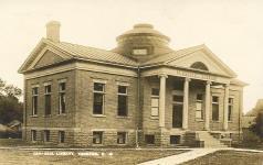 Yankton, SD Carnegie library