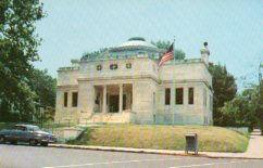 Curtis Memorial Library, Meriden, CT