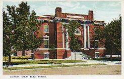 Great Bend, KS Carnegie library