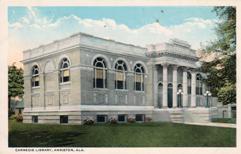 Anniston, Alabama's Carnegie library