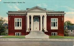 Rome, GA Carnegie library
