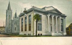 Jacksonville, FL Carnegie library