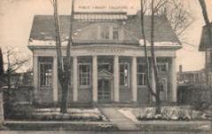 Cranford, NJ Carnegie library