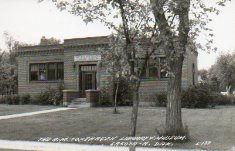 A.M. Tofthagen Library & Museum, Lakota, ND