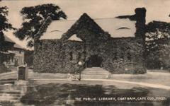 Eldrege Public Library, of Chatham, Cape Cod
