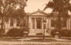 Evanston (IL) Carnegie Library