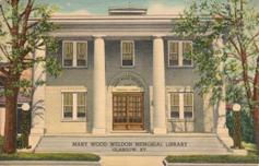 Mary Wood Weldon Memorial Library, Glasgow, KY