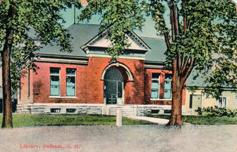 Pelham, NH public library