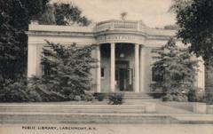 Larchmont, NY public library