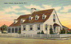 Beach Haven, NJ public library