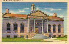 Lockport, NY public library