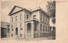 Berlin, Ontario Carnegie Library