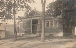 Northfield, VT public library.