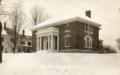 James A. Tuttle Library, Antrim, NH