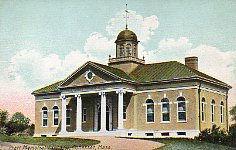 Pratt Memorial Library, Cohasset, MA