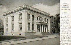 Trenton, NJ public library