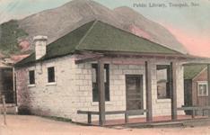 Tonopah, NV's public library.