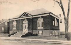 Little Falls, NJ Carnegie library