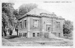 Lewistown, IL Carnegie library