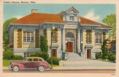 Marion, OH Carnegie library